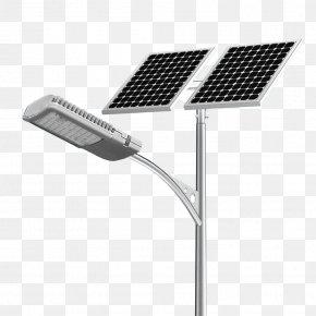 Streetlight - Solar Street Light LED Street Light Solar Lamp PNG