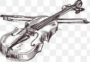 Violin - Violin Musical Instrument PNG