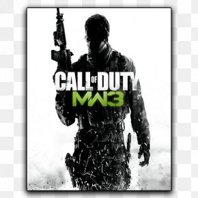 Call Of Duty Modern Warfare 3 - Call Of Duty: Modern Warfare 3 Call Of Duty 4: Modern Warfare Video Games First-person Shooter Wii PNG