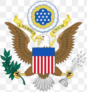 Capricorn - Great Seal Of The United States Coat Of Arms Coats Of Arms Of The U.S. States E Pluribus Unum PNG