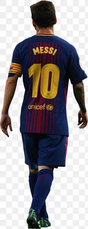 Fc Barcelona - Jersey Football Player FC Barcelona Sport 0 PNG