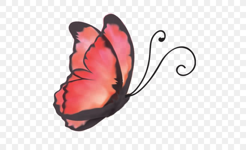 Butterfly Microsoft Powerpoint Template Animation