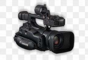 Video Camera - Canon Video Cameras Professional Video Camera CompactFlash PNG