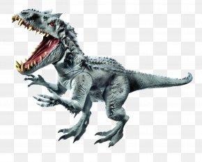 Dinosaur - Simon Masrani Tyrannosaurus Indominus Rex Toy Dinosaur PNG