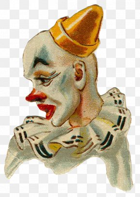 Vintage Circus Clown - Circus Clown Circus Clown Performance PNG