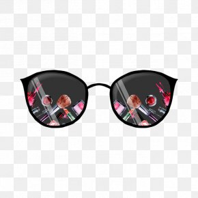 Ms. Personalized Sunglasses - Sunscreen Cosmetics PNG