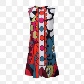 Dress Without Sleeve - Dress Jumper Sleeve Scarf Printing PNG
