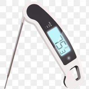 With Blast Chiller Probe - Lavatools Javelin PRO Duo Ambidextrous Backlit Instant Read Digital Meat Thermometer Lavatools PT12 Javelin Digital Instant Read Meat Thermometer PNG