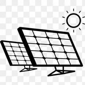 Solar Panel - Solar Power Solar Energy Solar Panels Renewable Energy PNG