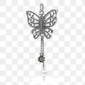 Necklace - Earring Pandora Charms & Pendants Charm Bracelet Necklace PNG