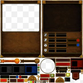 Online Game UI Interface - Game User Interface Download PNG