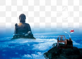 Calendar Template - Tian Tan Buddha Leisure Water Resources Vacation Sea PNG