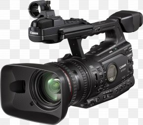 Video Camera - Video Cameras MPEG-2 Canon Professional Video Camera PNG