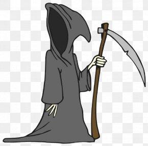 Grim Reaper - Death Drawing United States Cartoon Clip Art PNG