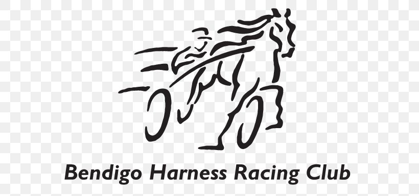 Standardbred Logo Harness Racing Horse Harnesses Horse Racing Png 693x384px Standardbred Area Art Black And White