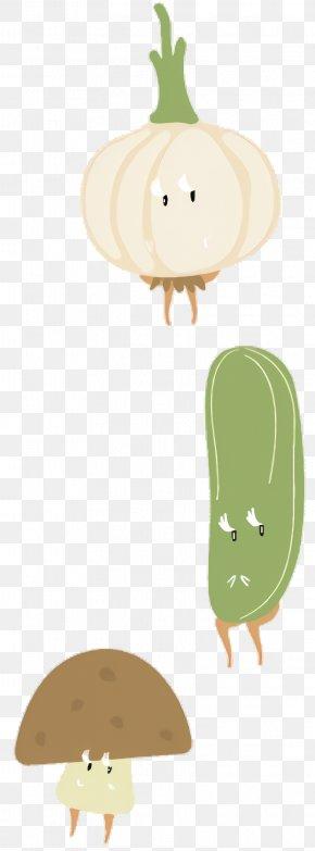 Smile Vegetable - Vegetables Cartoon PNG