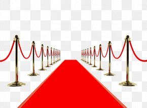 Red Carpet - Academy Awards Pre-show Red Carpet Wallpaper PNG