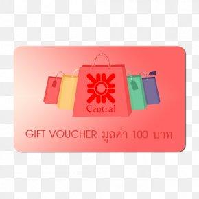 Gift Voucher - Gift Card Voucher Bank Central Department Store Online Shopping PNG