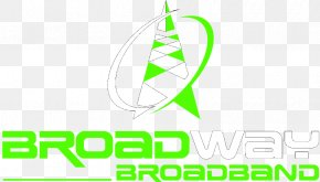 Internet Service Provider - Logo Broadway Wireless Internet Service Provider Broadband Brand PNG