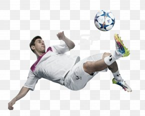 Fc Barcelona - Argentina National Football Team FC Barcelona Bicycle Kick PNG
