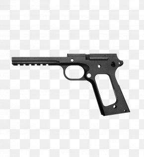 Handgun - Trigger M1911 Pistol Handgun Picture Frames Receiver PNG