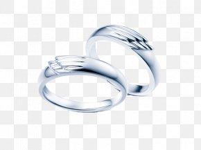 I,DO Angel Wings Platinum Ring - Ring Designer Platinum PNG