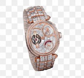 Watch - Watch Strap Mouawad Boutique Geneve PNG