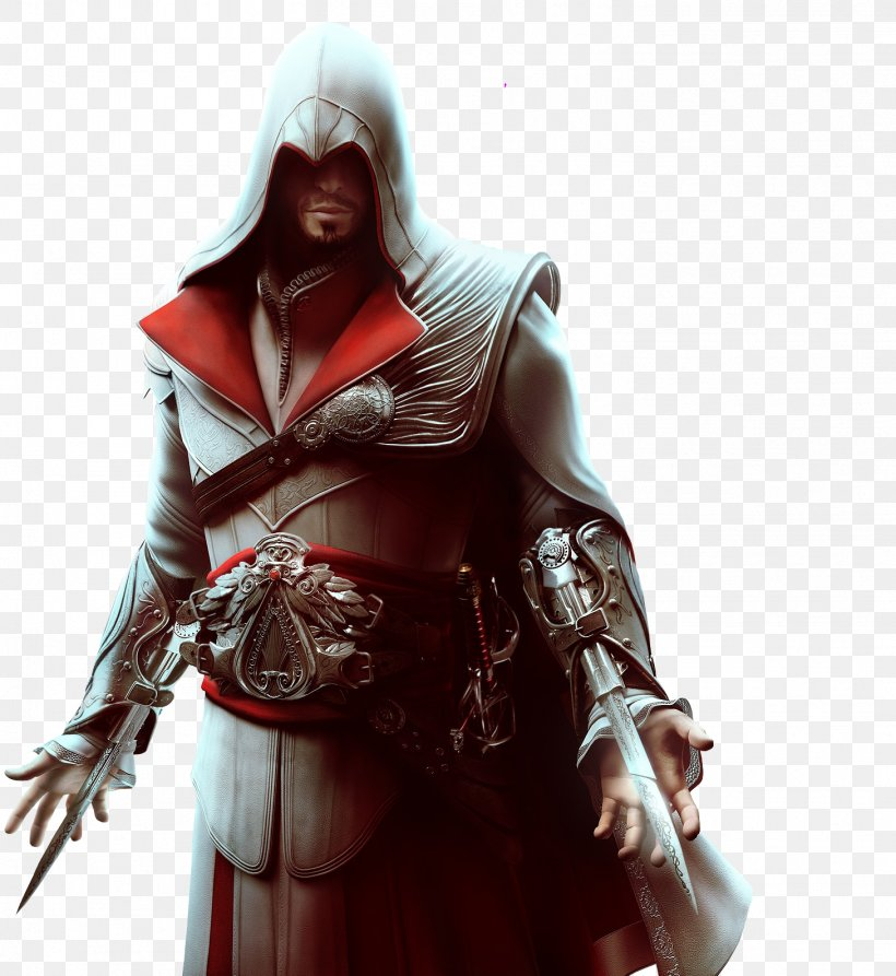 Assassin's Creed: Brotherhood Assassin's Creed Syndicate Assassin's Creed II Assassin's Creed: Revelations Ezio Auditore, PNG, 1458x1588px, Ezio Auditore, Armour, Assassins, Costume, Fictional Character Download Free