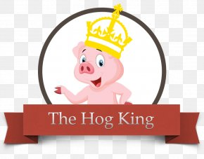 Pig - Pig Roast Logo Catering Business PNG