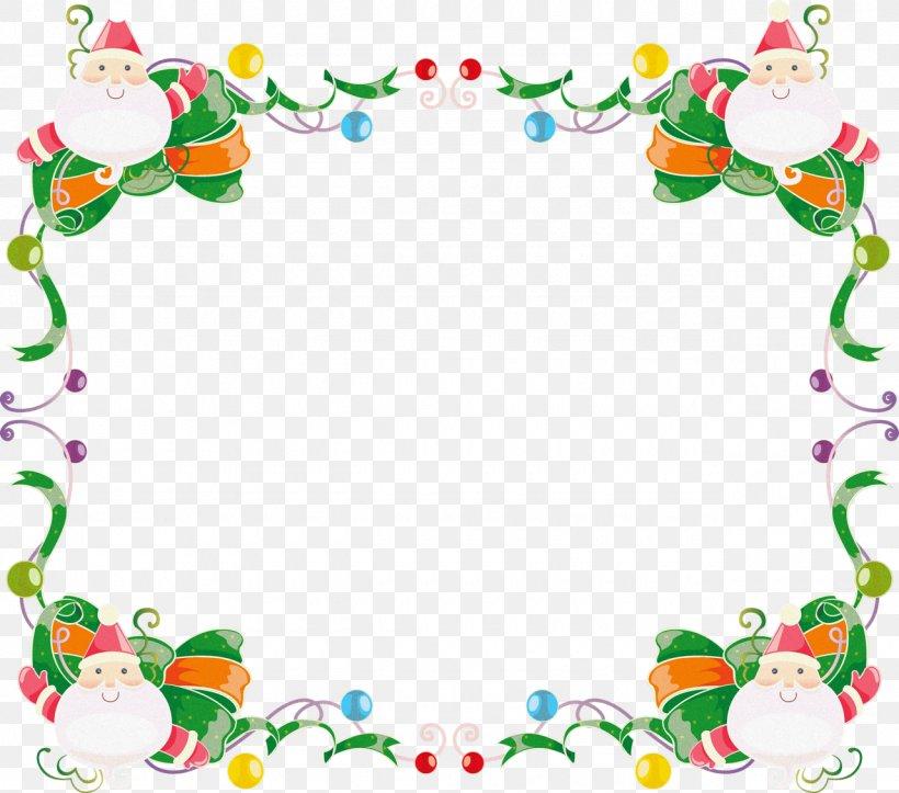 Borders And Frames Santa Claus Clip Art Christmas Day Image, PNG, 1280x1129px, Borders And Frames, Borders Clip Art, Christmas Day, Christmas Market, Christmas Tree Download Free