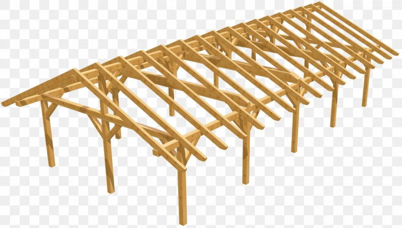 Carport Gable Roof Architectural Engineering Wood Png