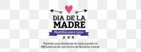 Dia De La Madre - Logo Brand Font PNG