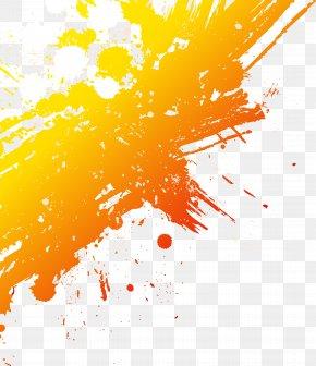 Paint Splash - Paint Graphic Design PNG