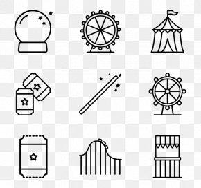 Carnival Theme - Architecture Drawing House Architectural Style PNG