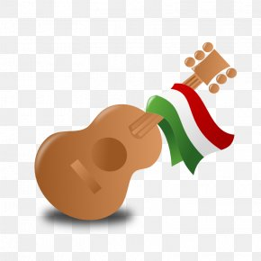 Guitar Images Pictures - Cinco De Mayo Guitar Musical Instrument Clip Art PNG