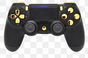 Gamepad - PlayStation 4 Game Controllers PlayStation 2 PlayStation 3 Xbox 360 Controller PNG
