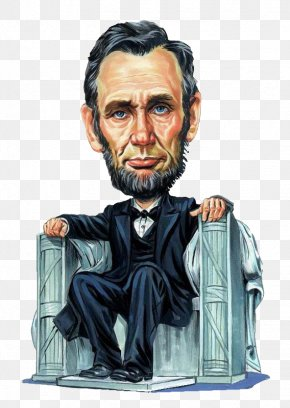 Lincoln Chafee - Abraham Lincoln Lincoln Memorial Caricature Lincoln's Birthday Knob Creek Farm PNG