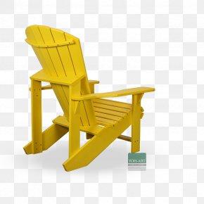 Chair - Adirondack Chair Deckchair Garden Furniture PNG
