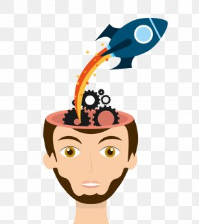 Brain Gear Rocket Pictures - Brain Gear Illustration PNG
