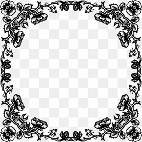 Rose Wreath - Picture Frames Rose Photography PNG