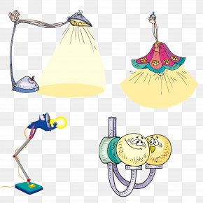Comics Lamp Creative Collection - Download Comics Clip Art PNG