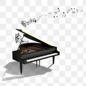 Piano - Piano Musical Note Download PNG