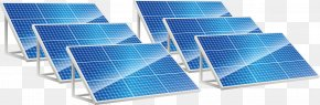 Solar Panels - Solar Power Solar Panel Solar Energy Renewable Energy Photovoltaics PNG