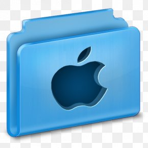 Mac Folder Icon - Application Software Apple Icon Image Format PNG