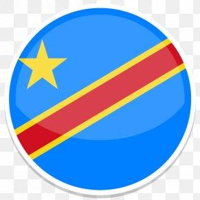 Congo Kinshasa - Blue Area Symbol Clip Art PNG
