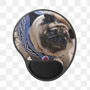 Pug Watercolor - Pug Dog Breed Sailor Snout Key Chains PNG