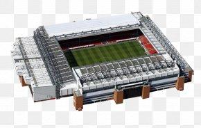 Football Stadium - Anfield Liverpool F.C. Football PNG