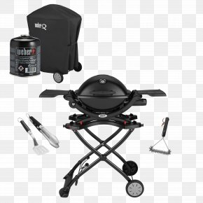 Barbecue - Barbecue Weber Q 1000 Weber-Stephen Products Weber Q 2000 PNG
