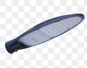 Street Light - LED Street Light Lighting Light Fixture LED Lamp PNG