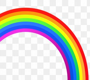 Hd Rainbow Cliparts - Rainbow ROYGBIV Clip Art PNG